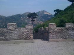 Huludao Jiumenkou Great Wall