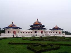 Genghis Khan's Mausoleum