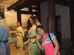 Beijing Shisanling Ming Dynasty Waxworks Palace