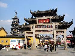 Nanchan Temple of Wuxi
