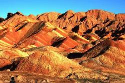 张掖丹霞地质文化公园