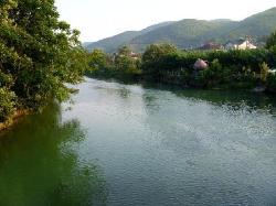 Sungai Bamboo Rafting