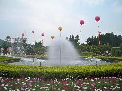 Zhangzhou Southeast Flower City Magic Fantasy Theme Park