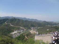 Yanqing Badaling Incomplete Great Wall