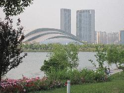 Hefei Swan Lake