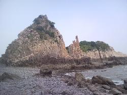 Ningbo Xiangshan Hua'aodao Stone Forest