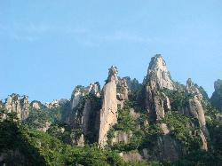 三清山石鼓岭