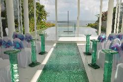 Lovely chapel over the Indian Ocean 1 @ Ayana