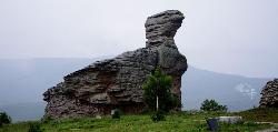 Asihatu Ice Stone Forest