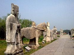 Zhu Yuanzhang's Ancestral Cemetery of Ming Dynasty