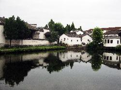 Zhuge Bagua Village of Lanxi