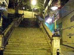 Colonial Duddell Street Steps