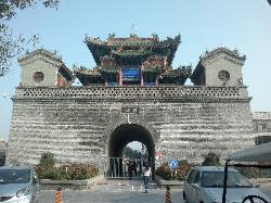 Yulin Drum Tower