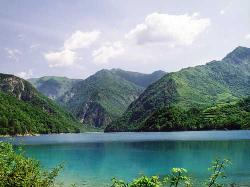 Longnan Wenxian County Tianchi Lake