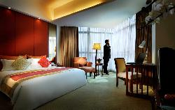 Crowne Plaza Deluxe Room 皇冠豪华房