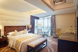 Crowne Plaza Club Room 皇冠行政房