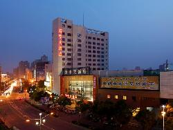 Jinjiang Inn Haining Railway Station