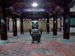 Xianying Palace Mud Statue