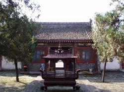 Hancheng Dayu Temple