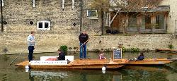 Cambridge Floating Wine Company
