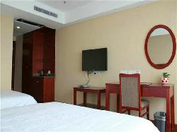 GreenTree Inn Rizhao East Haiqu Road Business Hotel