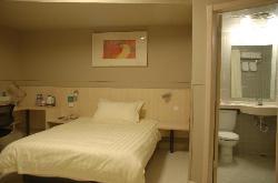 酒店房间的照片