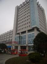 Hanting Express Hotel Haimen Sanxing Dieshiqiao