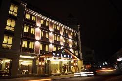Milan Interstellar Hotel