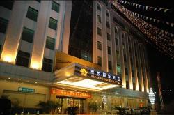 Bafang Chain Hotel Yingzhan Plaza