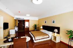 Shangru Short-term Rent Apartment Hotel Shijiazhuang Wanxiang Tiancheng