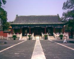 Lidai Diwang Miao (Temple of Previous Dynasties)