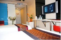 Wanzhong Caifu Hotel Shaoxing Luxun Residence