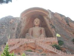 Mt. Xumishan Grottoes Scenic Spot