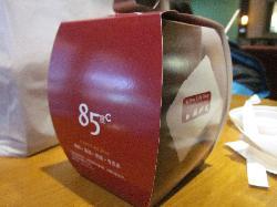 85°C  Coffee Cake Baking Peciality Stores Juntai
