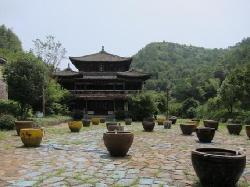 Chongyang Palace of Xinchang