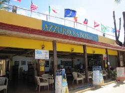 Azzurro Bar and Mexican Restaurant