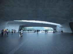 Xiangshan Visitor Center
