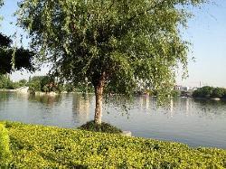 Jinghu Park of Wuhu
