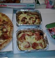 Papa John's Pizza (XiaoShan JinCheng)