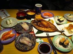 He Dian Sushi (Ri YueGuang Plaza)
