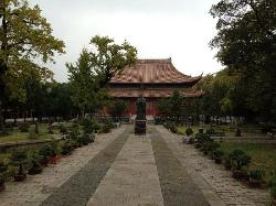 SuzhouConfucian Temple