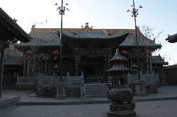 Jinzhong Erlang Temple