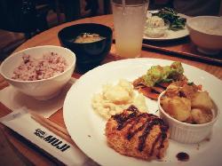 Cafe & Meal MUJI SHINJUKU