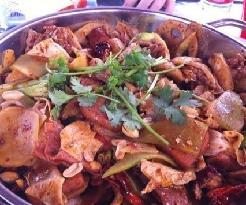 Nadu Spicy Pot (LeCheng Center)