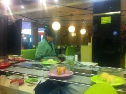 Tian Lv Sushi (WanDa YingCheng)