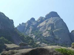 Wushan Mountain of Zhao'an