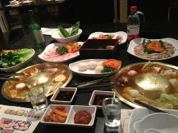 Qiang Han Guo TongPan KaoRou Hot Pot