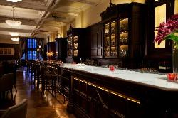 Long Bar at Waldorf Astoria Shanghai on the Bund