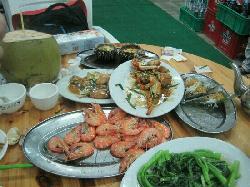 LaoKe Yuan Seafood JiaGong
