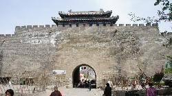 South Gate of  Dingzhou